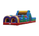 Party Rental Inflatable: The 40 Ft. Long Obstacle Course