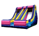 Party Rental Inflatable: Accelerator Giant Slide
