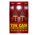 Party Rental Carnival Game: Tin Can Crush