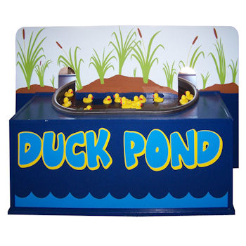 The Duck Pond Carnival Game