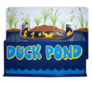 Party Rental Carnival Game: Duck Pond