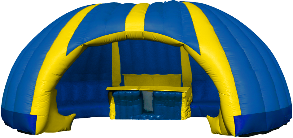 Party Rental: Inflatable Tent