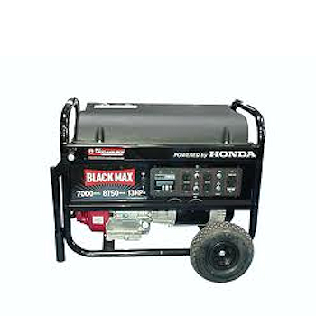 Party Rental: AC Power Generator
