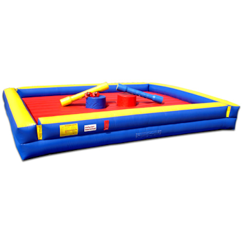 Party Rental Inflatable: Jousting Sports Interactive