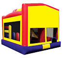 Party Rental Moonwalk: Module Combo 5 Bounce House