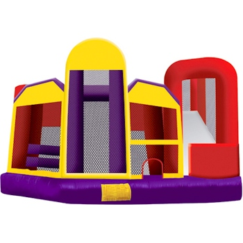 Party Rental Moonwalk: Ninja 5 in 1 Bounce House