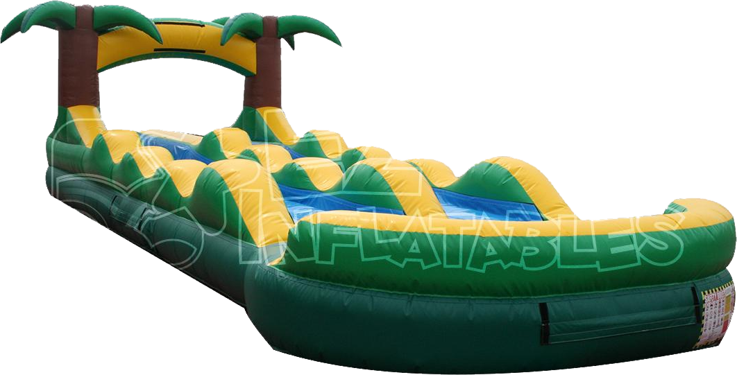 Party Rental: The Palms Slip-N-Slide