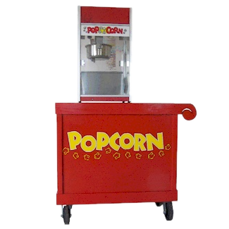 Party Rental Concession: Popcorn Maker