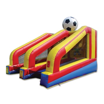 Party Rental Inflatable: Soccer Sports Interactive
