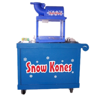 Party Rental Concession: Snow Kone Maker