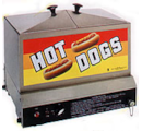 The Hot Dog Steamer